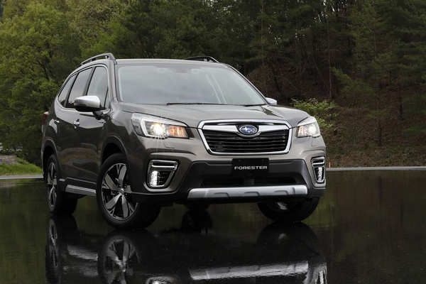 26 The Subaru Forester 2019 Hybrid Wallpaper