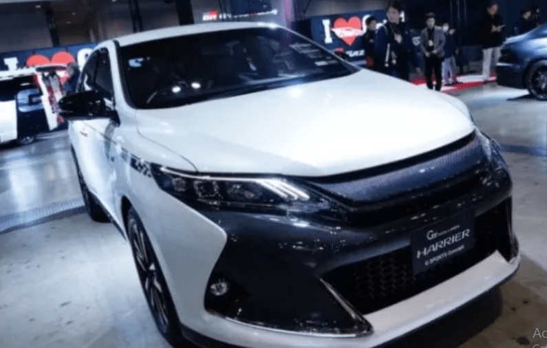 26 The Toyota Harrier 2020 Release Date And Concept