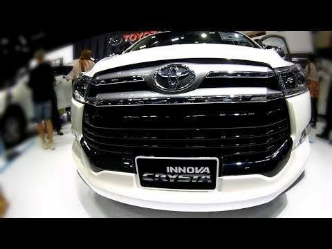 26 The Toyota Innova Crysta 2020 India Redesign
