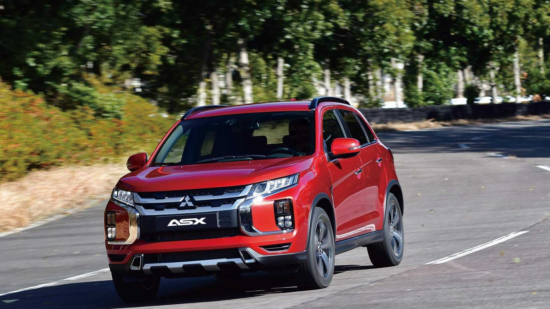 26 The Uusi Mitsubishi Asx 2020 New Model And Performance