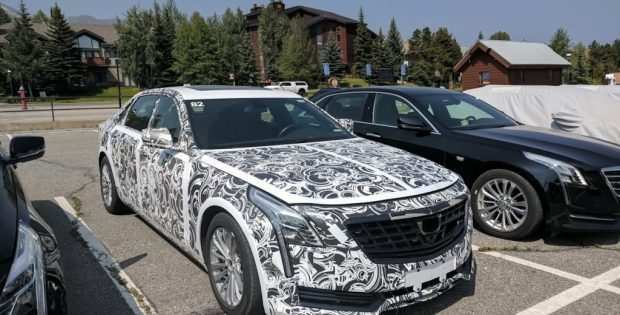 27 A 2019 Cadillac Deville Configurations