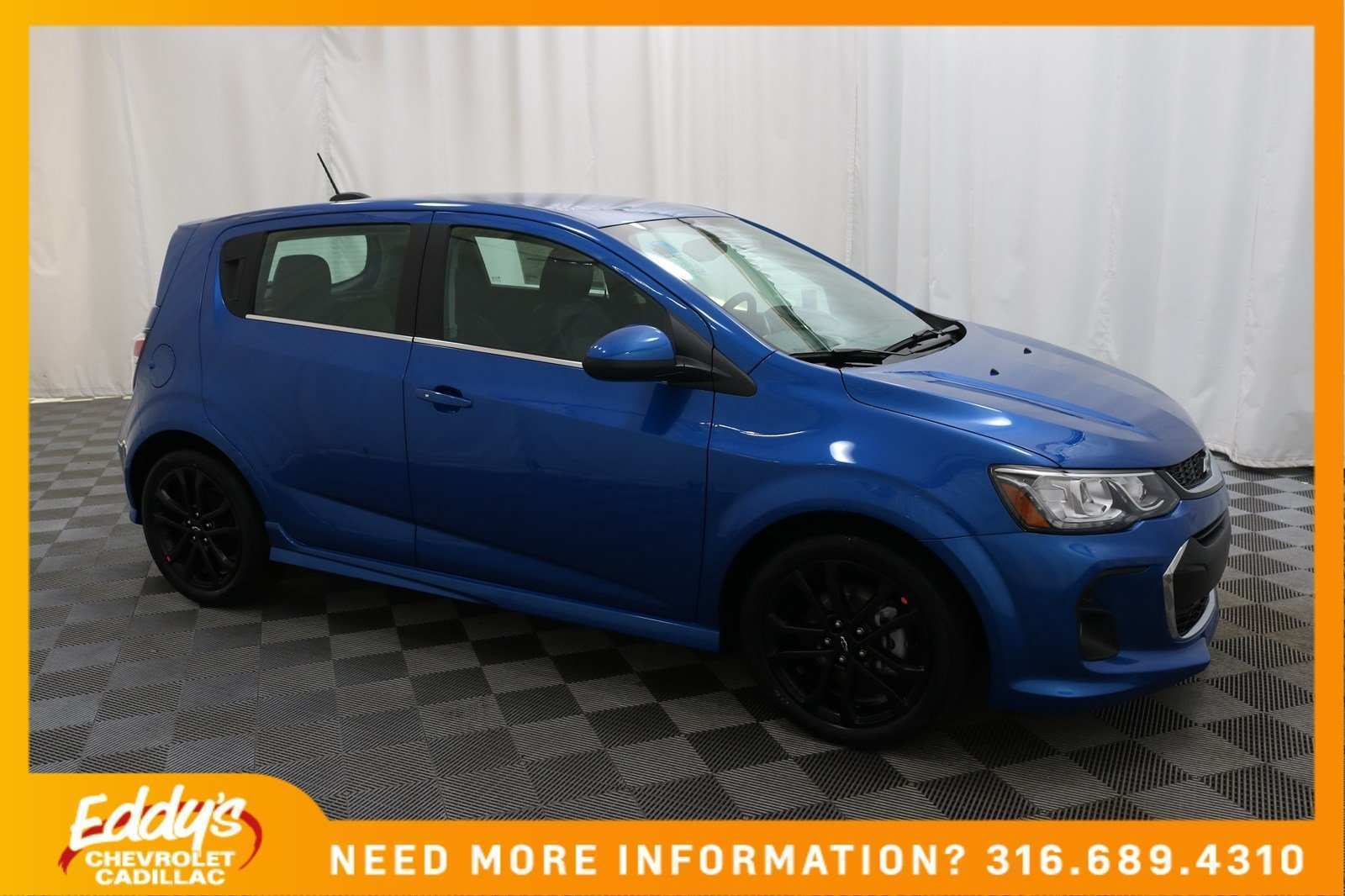 27 A 2019 Chevy Sonic Pricing
