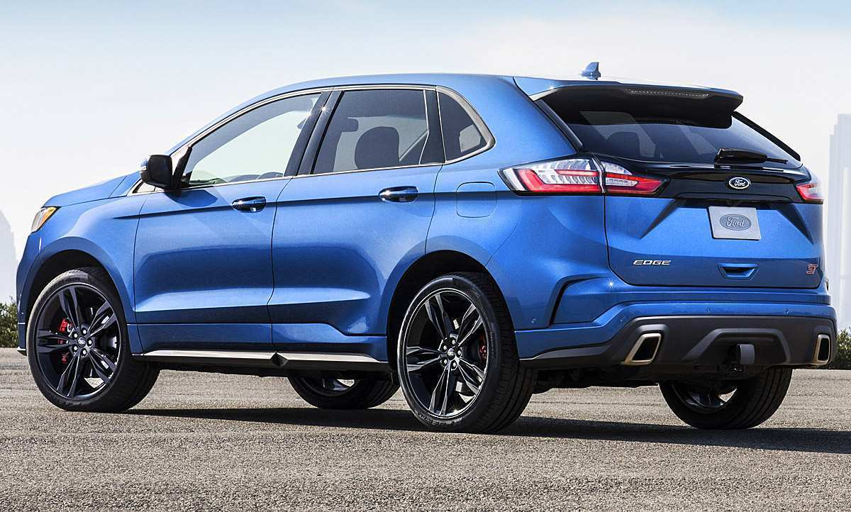 27 A 2019 Ford Edge Sport Release Date And Concept