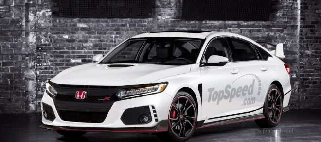 27 A 2019 Honda Accord Type R Configurations