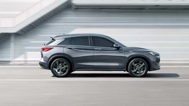 27 A 2019 Infiniti Qx50 Black Concept And Review