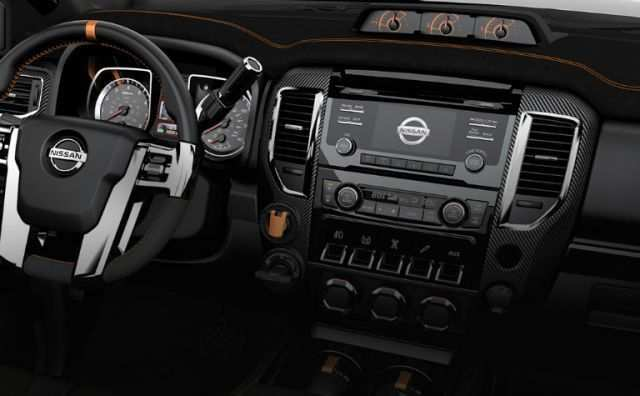 27 A 2019 Nissan Titan Interior Price And Release Date