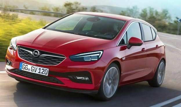 27 A 2019 Opel Astra Performance