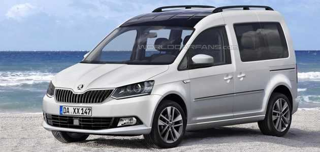 27 A 2019 Skoda Roomster New Model And Performance