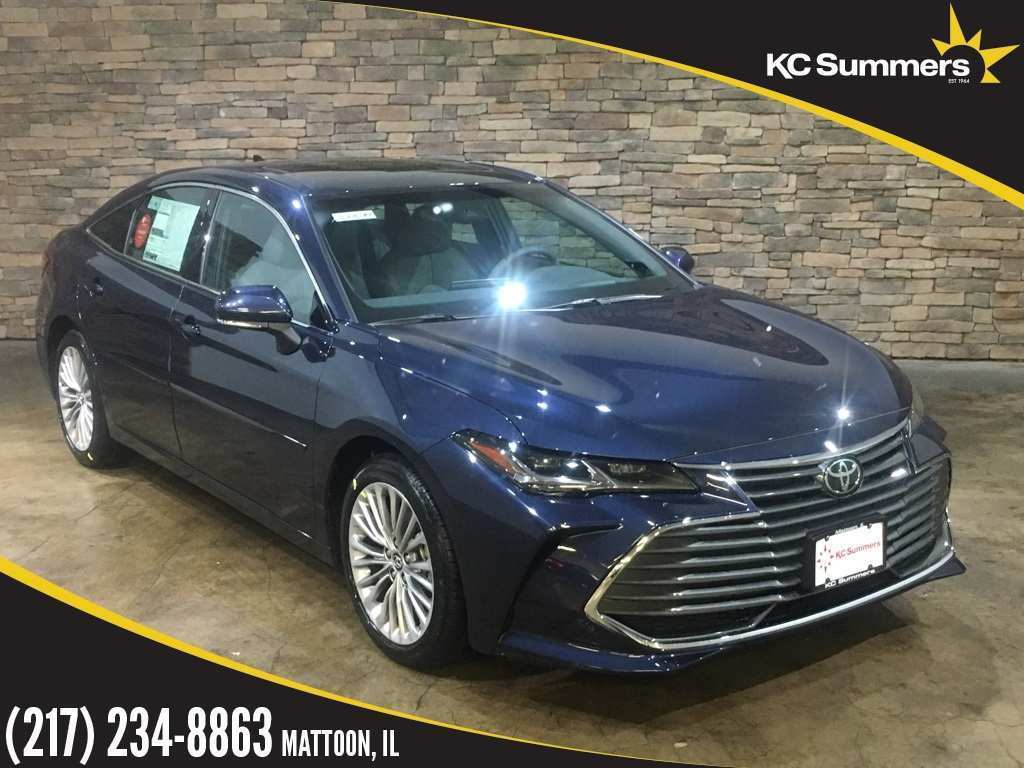 27 A 2019 Toyota Avalon Spesification