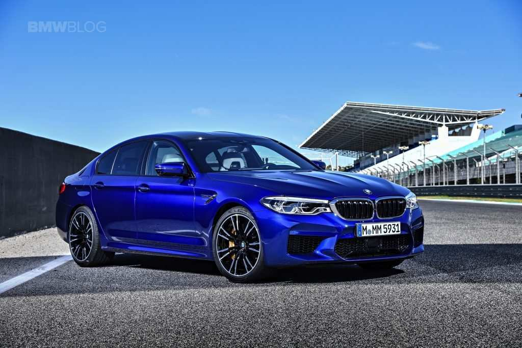 27 A 2020 BMW M5 Get New Engine System Research New