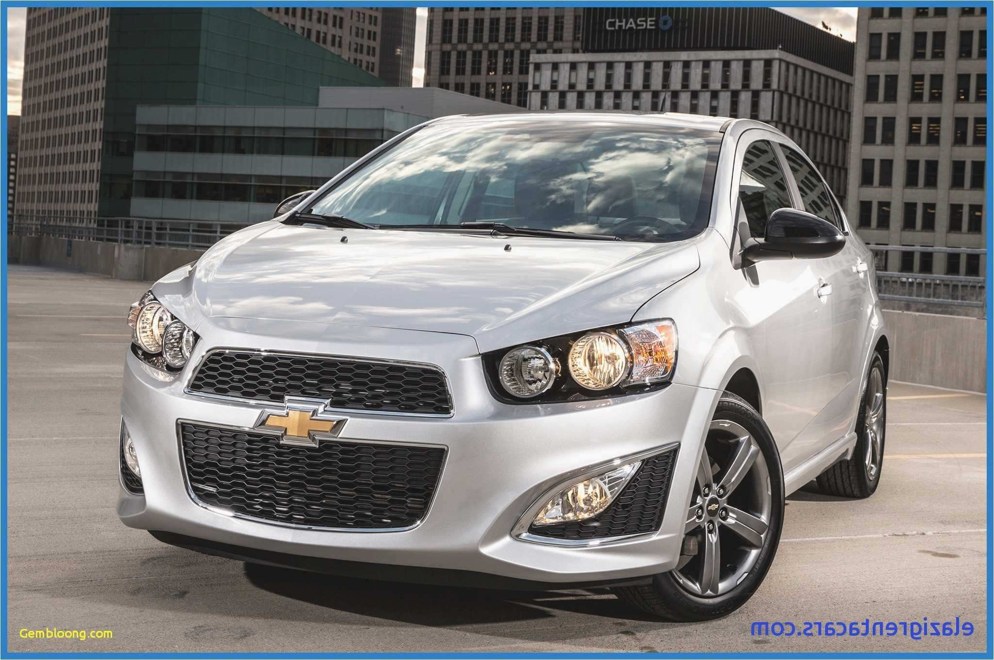 27 A 2020 Chevy Sonic Ss Ev Rs History