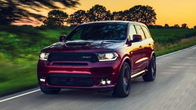 27 A 2020 Dodge Durango Srt Price And Review