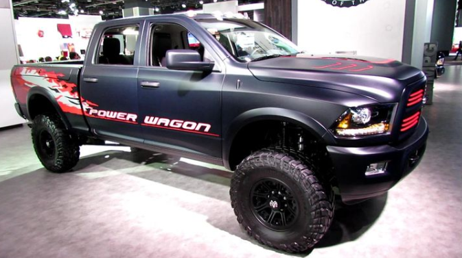 27 A 2020 Dodge Power Wagon Images