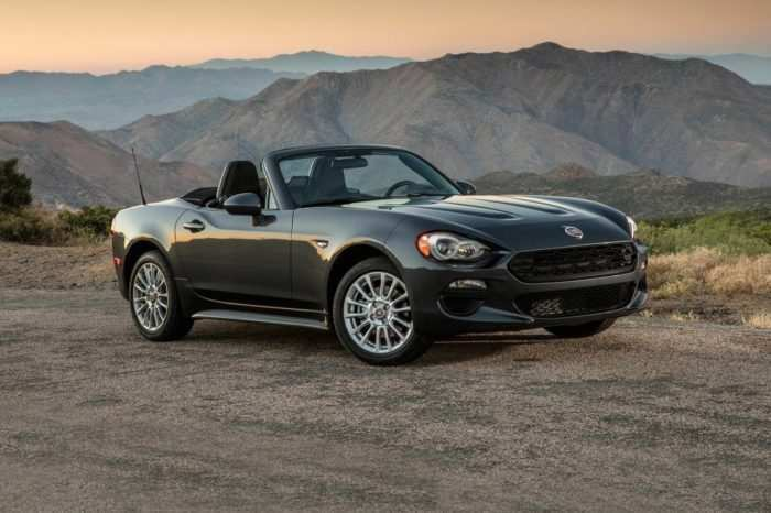27 A 2020 Fiat Spider Review And Release Date