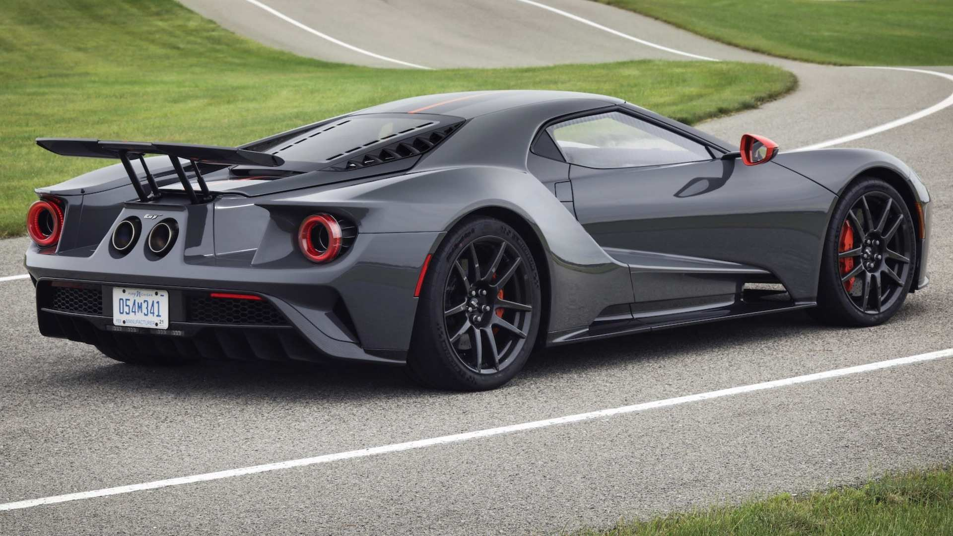 27 A 2020 Ford Gt Supercar Configurations