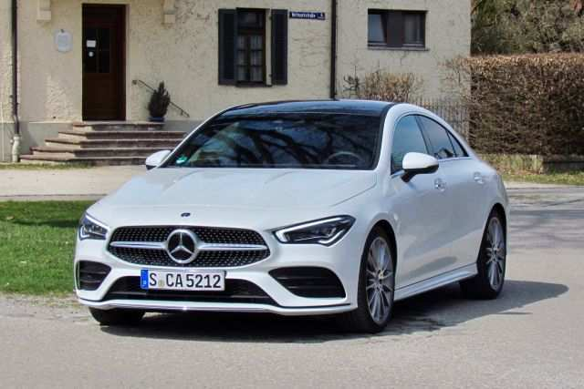27 A 2020 Mercedes CLA 250 Redesign And Concept