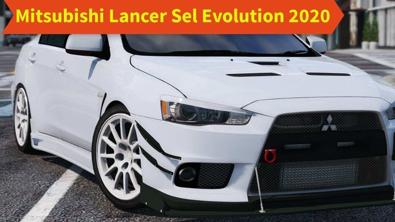 27 A 2020 Mitsubishi Lancer Performance And New Engine