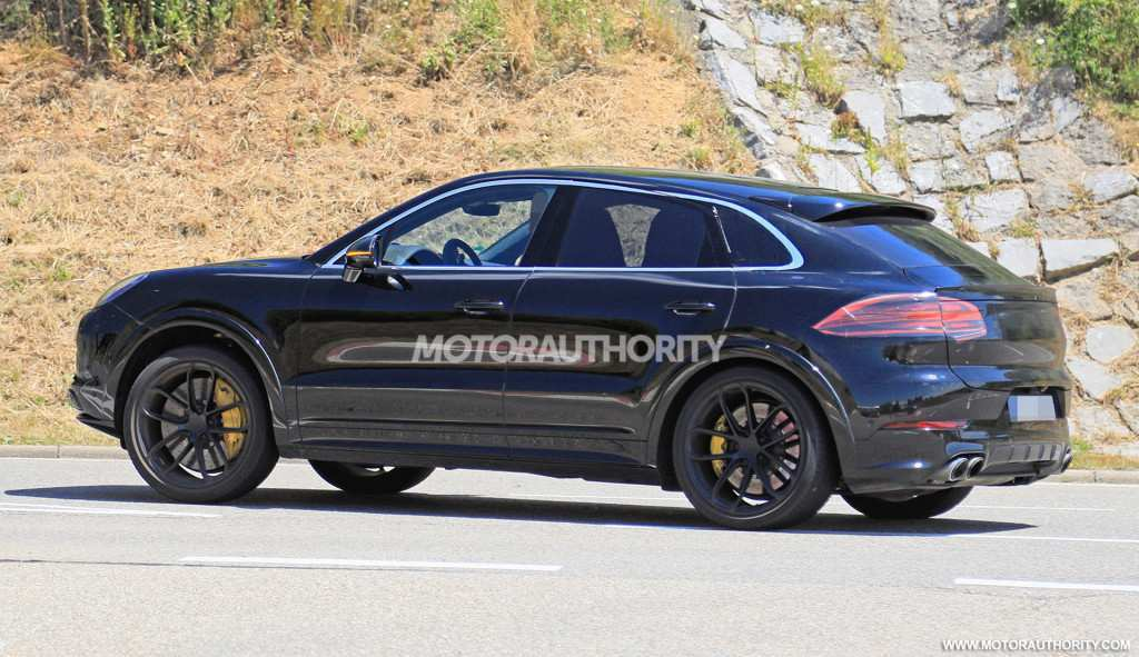27 A 2020 Porsche Cayenne Turbo S New Review