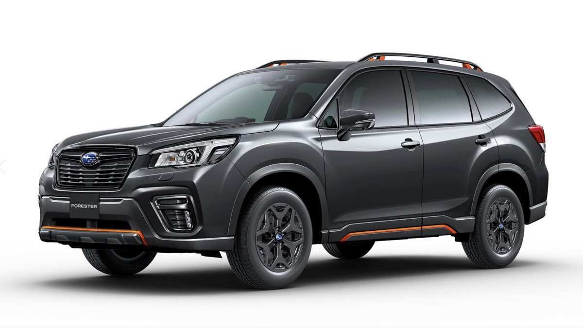 27 A 2020 Subaru Forester First Drive