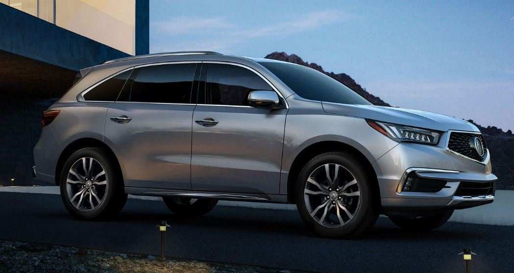 27 A All New Acura Mdx 2020 Picture