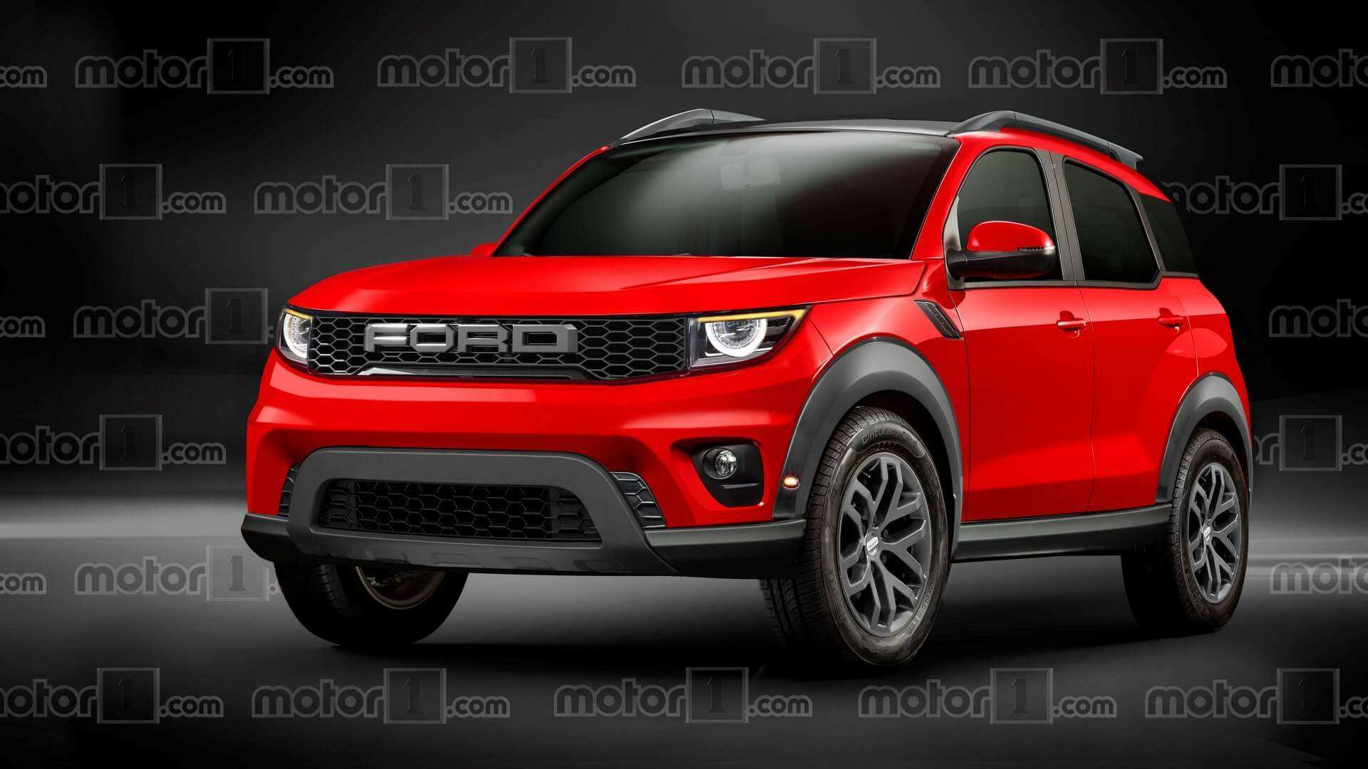 27 A Ford Scout 2020 Spesification