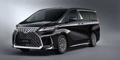 27 A Lexus Van 2020 Price Pictures