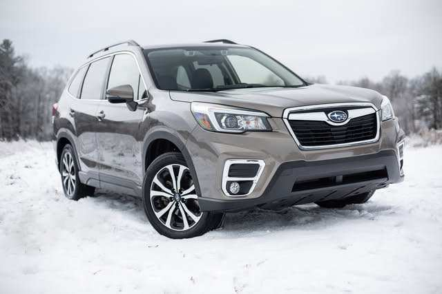27 A Subaru Forester 2019 News Style