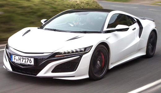 27 All New 2019 Acura Nsx Type R Engine
