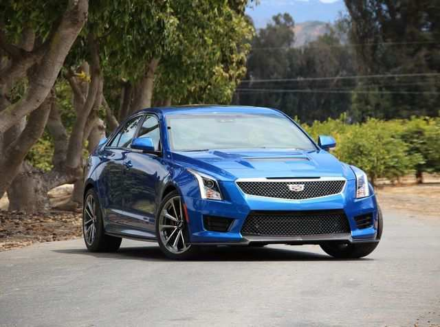 27 All New 2019 Cadillac ATS V Coupe Performance And New Engine