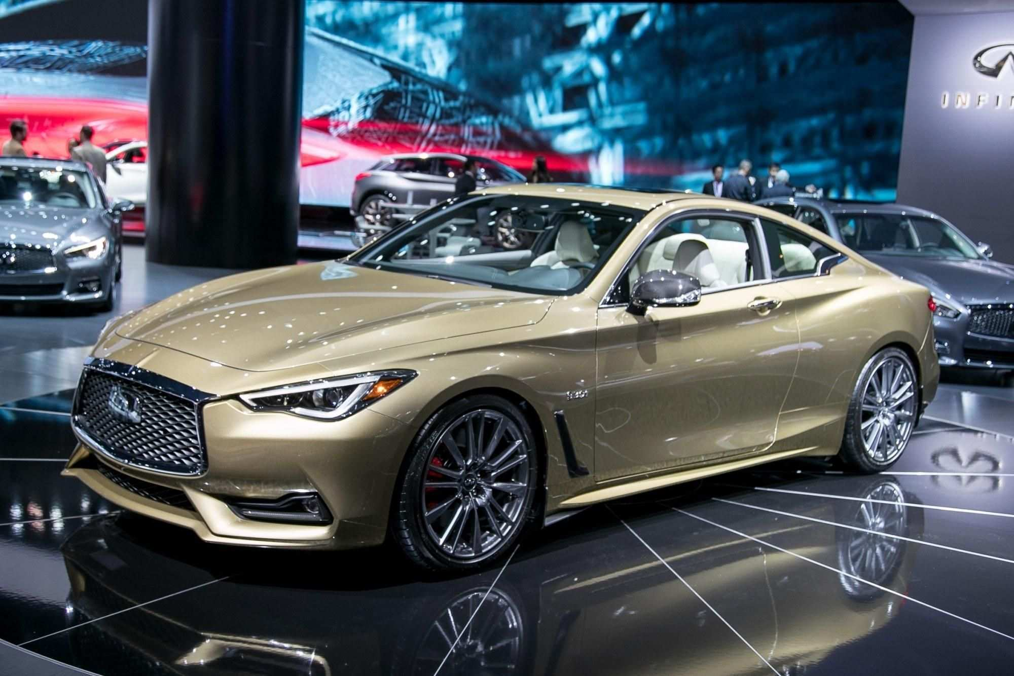 27 All New 2019 Infiniti Q60s Release Date And Concept