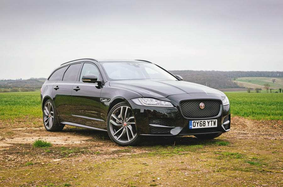 27 All New 2019 Jaguar Station Wagon Specs