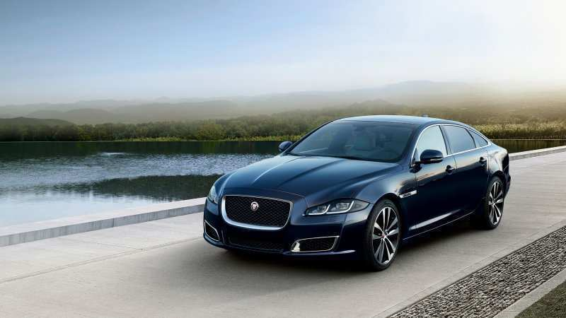 27 All New 2019 Jaguar XJ Spy Shoot