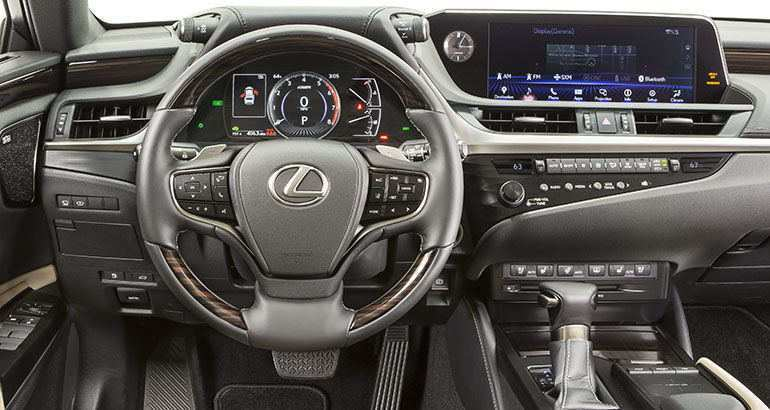 27 All New 2019 Lexus Es 350 Interior Exterior And Interior