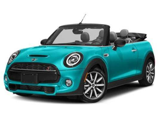 27 All New 2019 Mini Cooper Convertible S Specs And Review