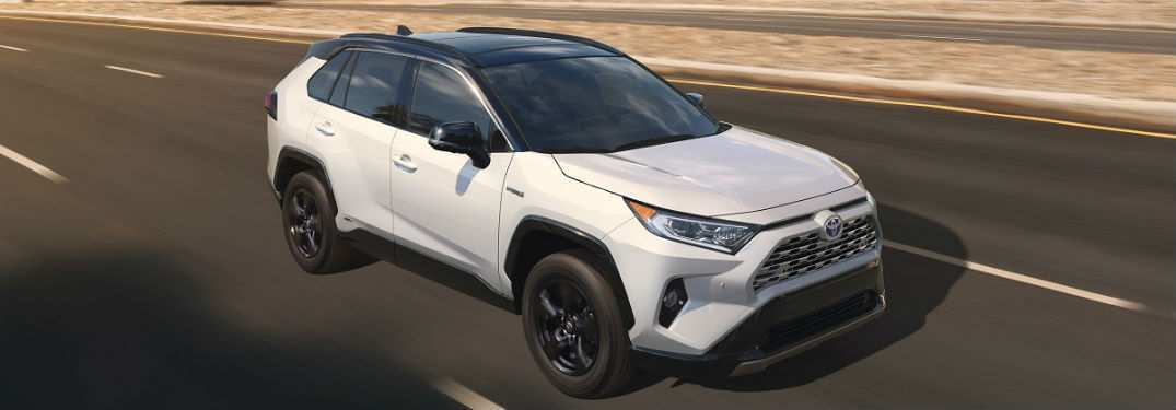 27 All New 2019 Toyota Rav4 Hybrid New Review