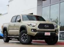 27 All New 2019 Toyota Tacoma Quicksand Exterior
