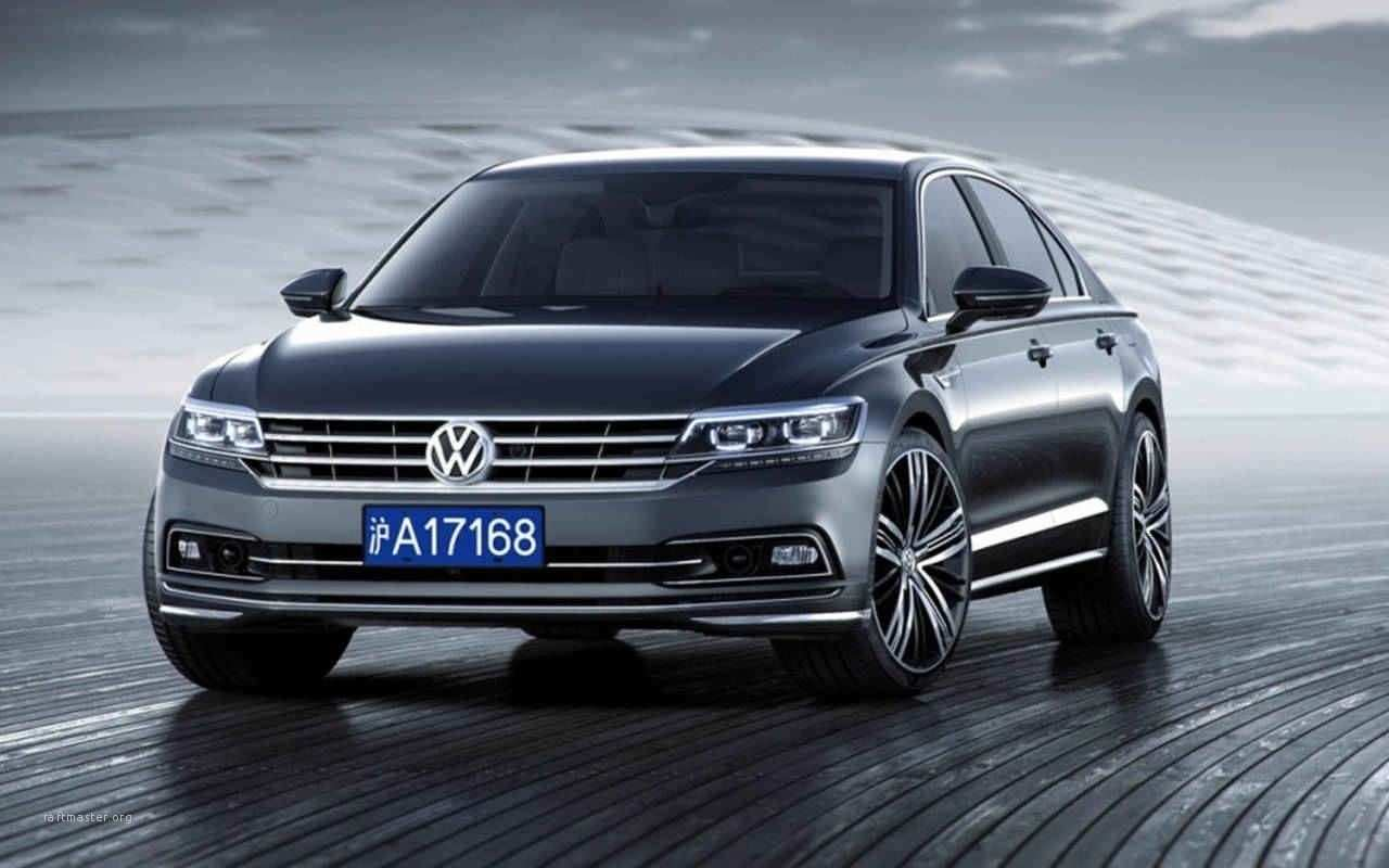 27 All New 2019 VW Phaeton Specs