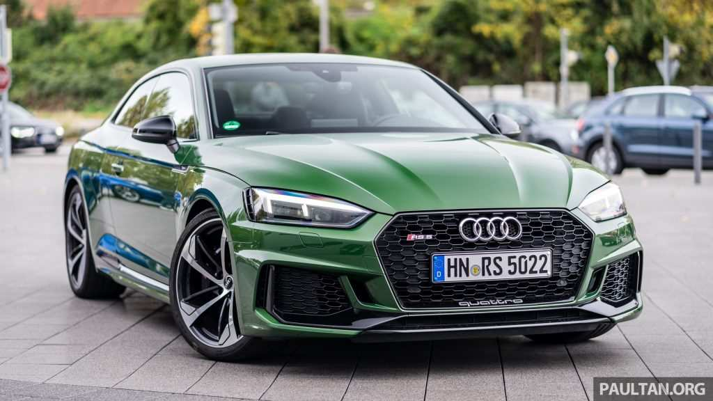 27 All New 2020 Audi Rs5 Cabriolet Pictures