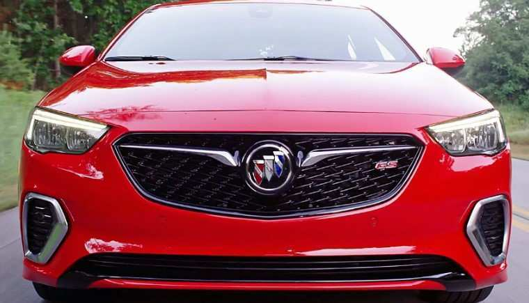 27 All New 2020 Buick Regal Interior
