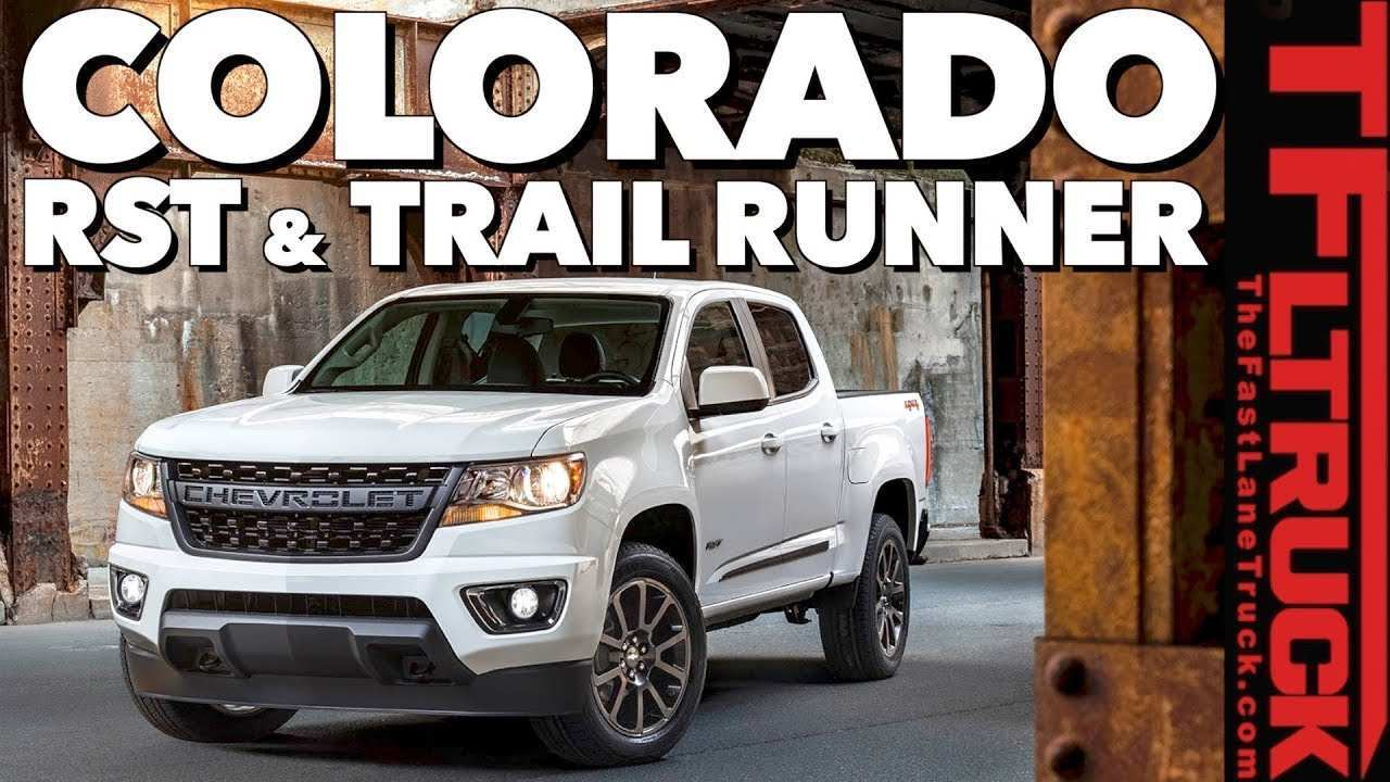 27 All New 2020 Chevy Colorado Going Launched Soon Price And Release Date