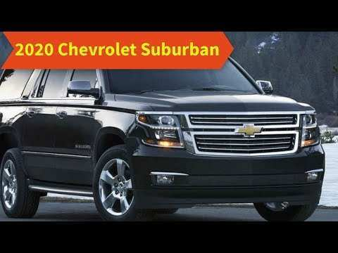 27 All New 2020 Chevy Suburban Z71 Review