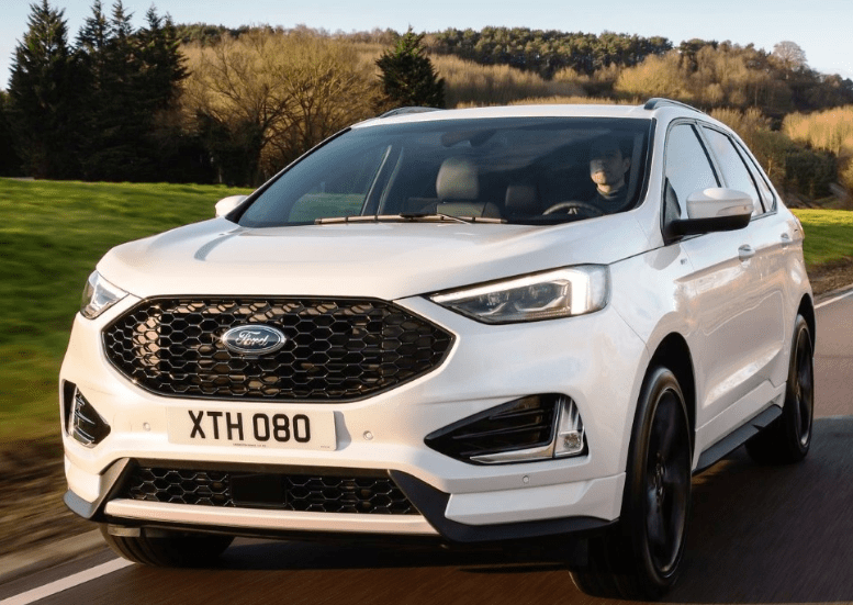 27 All New 2020 Ford Edge Release Date And Concept