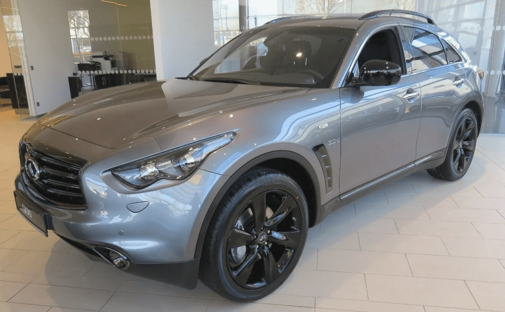 27 All New 2020 Infiniti QX70 Review And Release Date