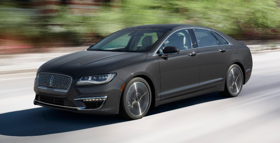 27 All New 2020 Lincoln MKZ Hybrid Speed Test