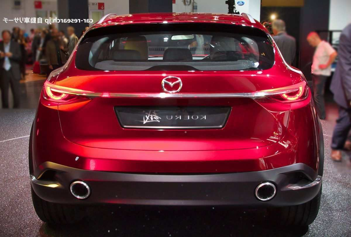 27 All New 2020 Mazda Cx 7 Price Design And Review