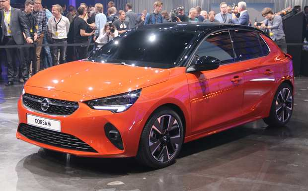 27 All New 2020 Opel Corsa Price Design And Review