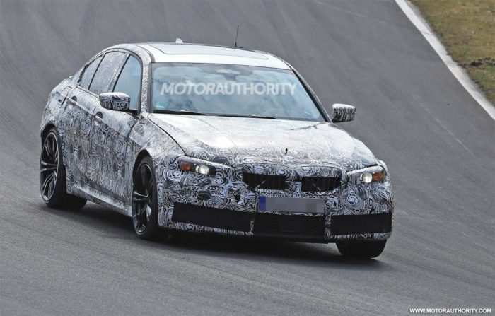 27 All New 2020 Spy Shots BMW 3 Series Specs And Review