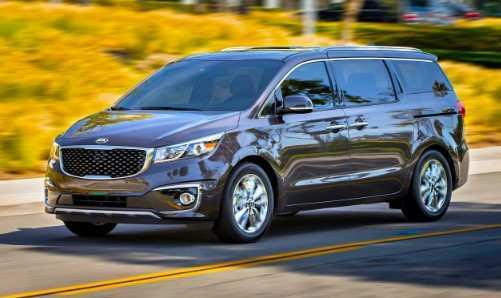 27 All New 2020 The All Kia Sedona Specs
