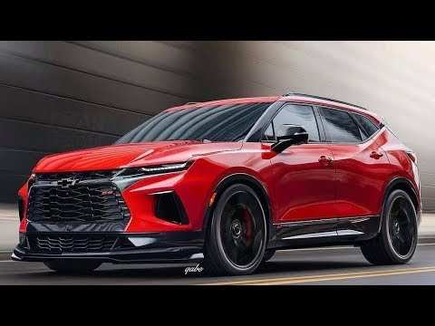 27 All New 2020 The Chevy Blazer Concept