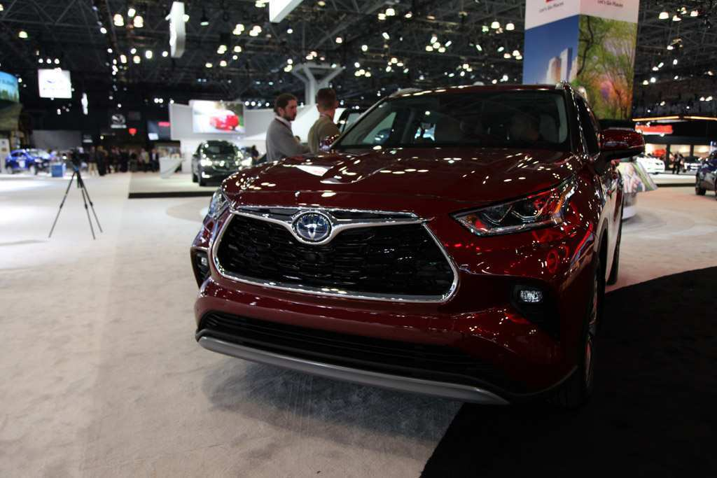 27 All New 2020 Toyota Highlander Model